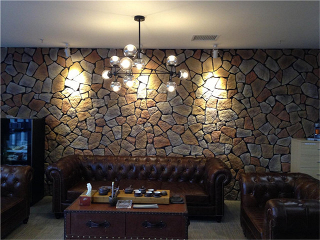 Popular Artificial culture stone wall panels