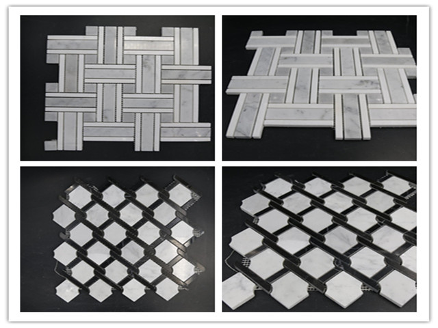 Popular Stone mosaic for decoration
