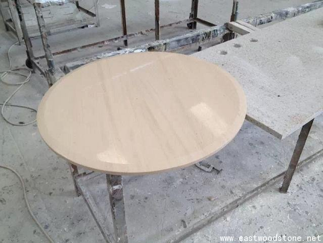 Beige color table top