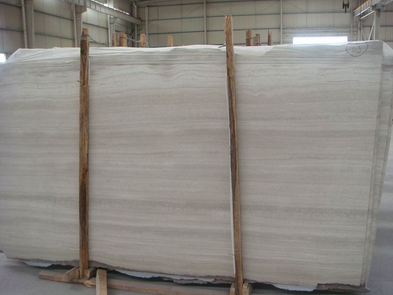 White Wood Marble, China wood marble,Grey Light wooden marbl